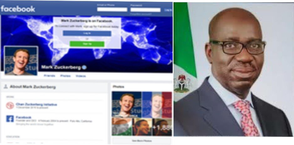 Facebook partners with Edo State
