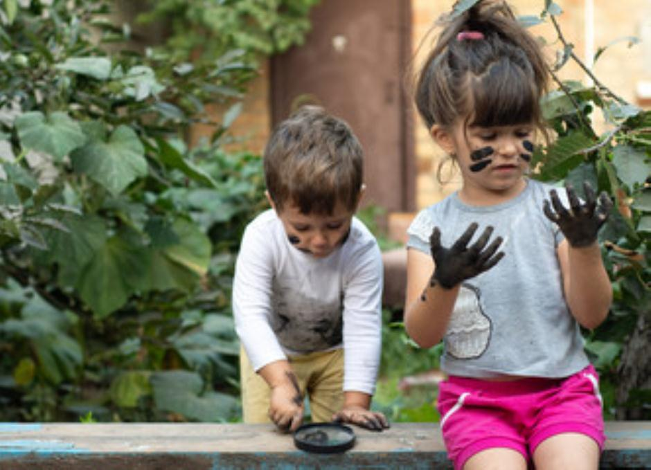 Explore Learning | How Children learn through play
