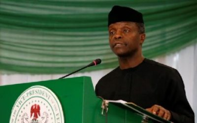 Osinbajo calls for Review of Nigeria's Higher Education Curriculum