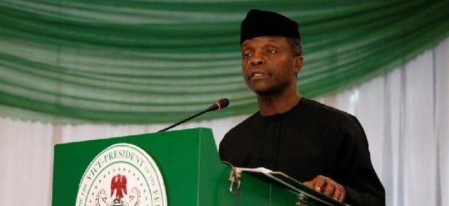 Osinbajo calls for Review of Nigeria's Higher Education Curriculum
