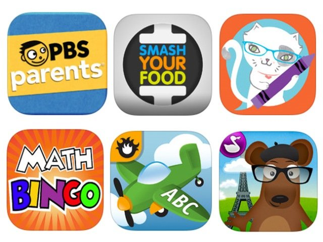 Free educational technology apps for school kids and students
