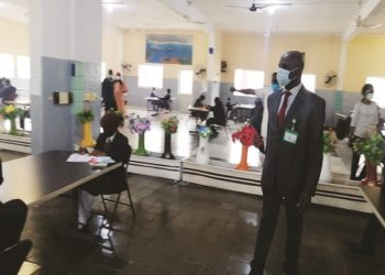 NECO Registrar lauds COVID-19 compliance in schools