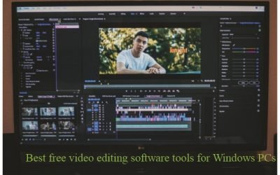Best 5 free video-editing software tools for Windows PCs