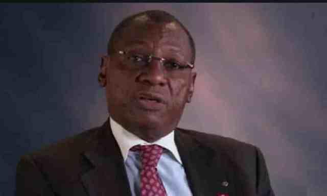 Dr Tunji Funsho, a Nigerian cardiologist and the chair of Rotary International Polio Eradication Proggramme in Nigeria