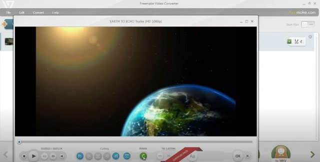 Freemake video-editing software solutions