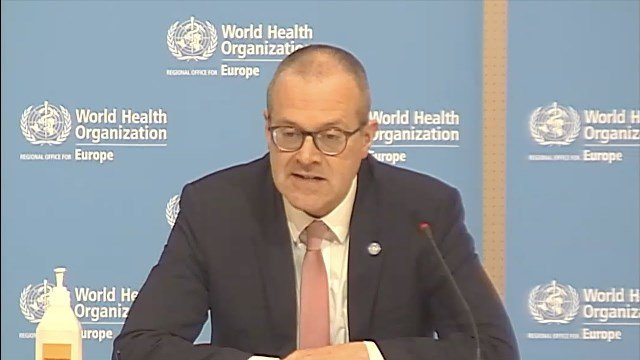 Hans Kluge, WHO Europe Director