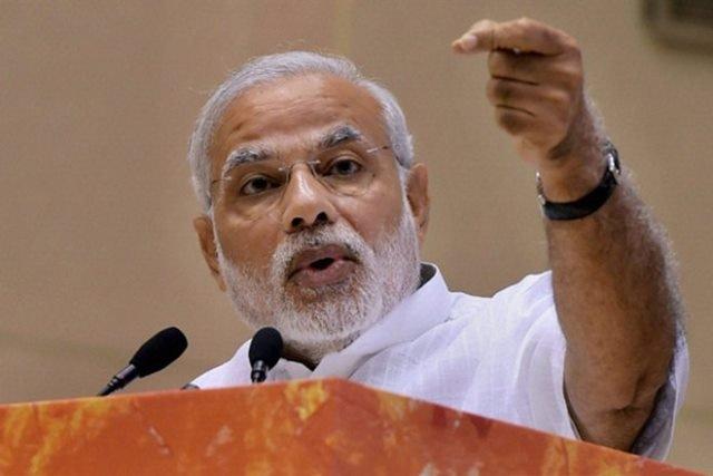 India President Nerandra Modi