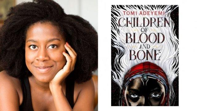 Tomi Adeyemi, a Nigerian novelist and writing trainer