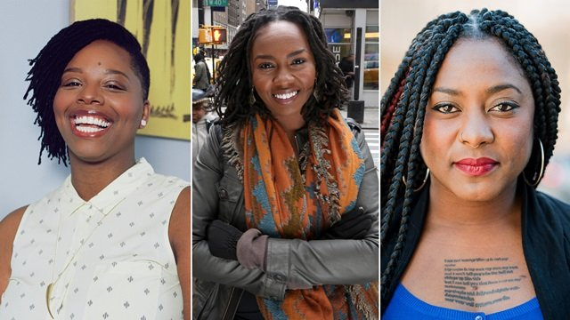 Alicia Garza, Patrisse Cullors and Opal Tometi – Black Lives Matter Founders