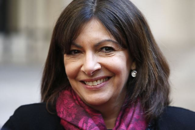 Anne Hildalgo - The Mayor of Paris