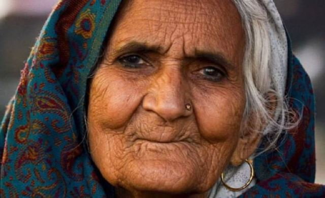 Bilkis – an 82-year old female Indian activist