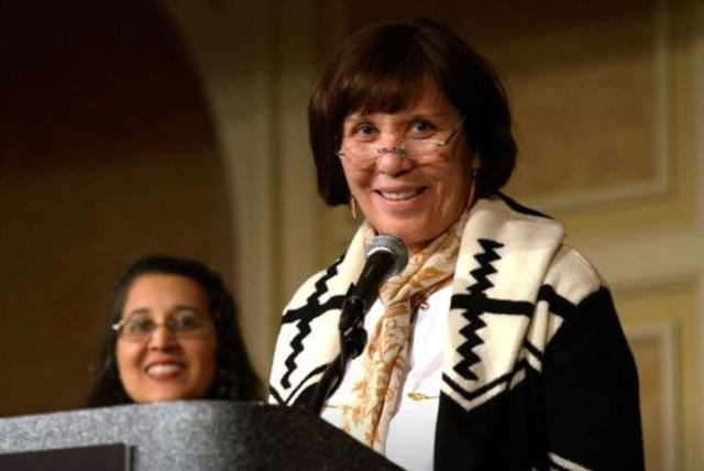 Cecilia Martinez - an advocate of safer environmental policies