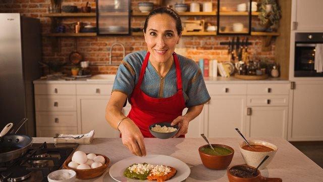 Gabriela Cámara – a professional Mexican chef