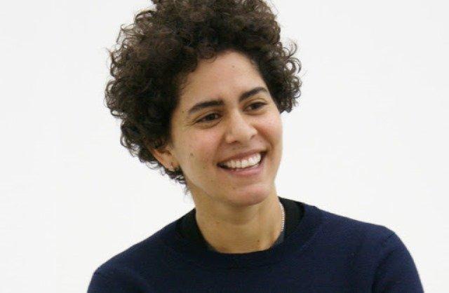 Julie Mehretu - a paint artist