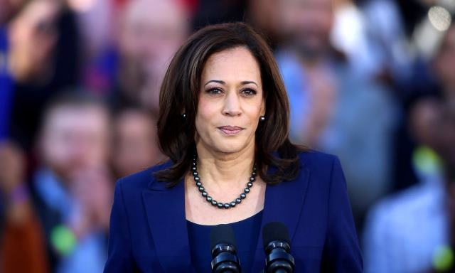 Kamala Harris - the elected Vice President of US