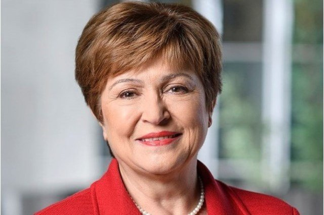 Kristalina Georgieva - IMF Managing Director