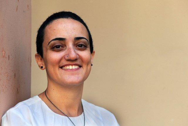Lina Attalah – an Egyptian journalist