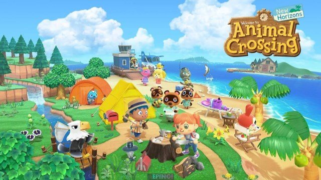 Animal-Crossing - New Horizons