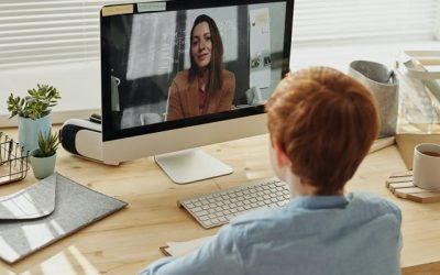 Computer network technology services for distance learning programs