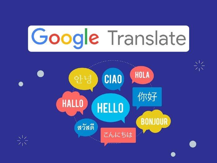 Google Language Translator Downloads and Usage