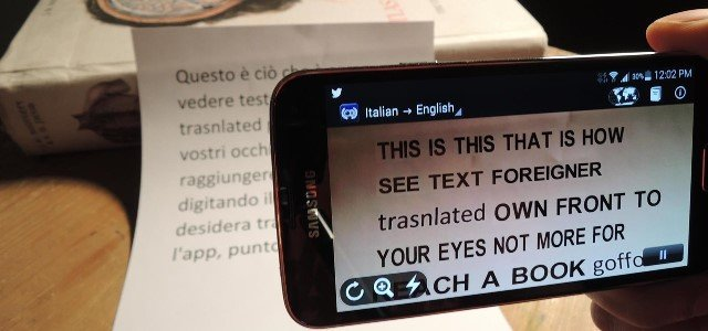 Google Translate images, photos and pictures